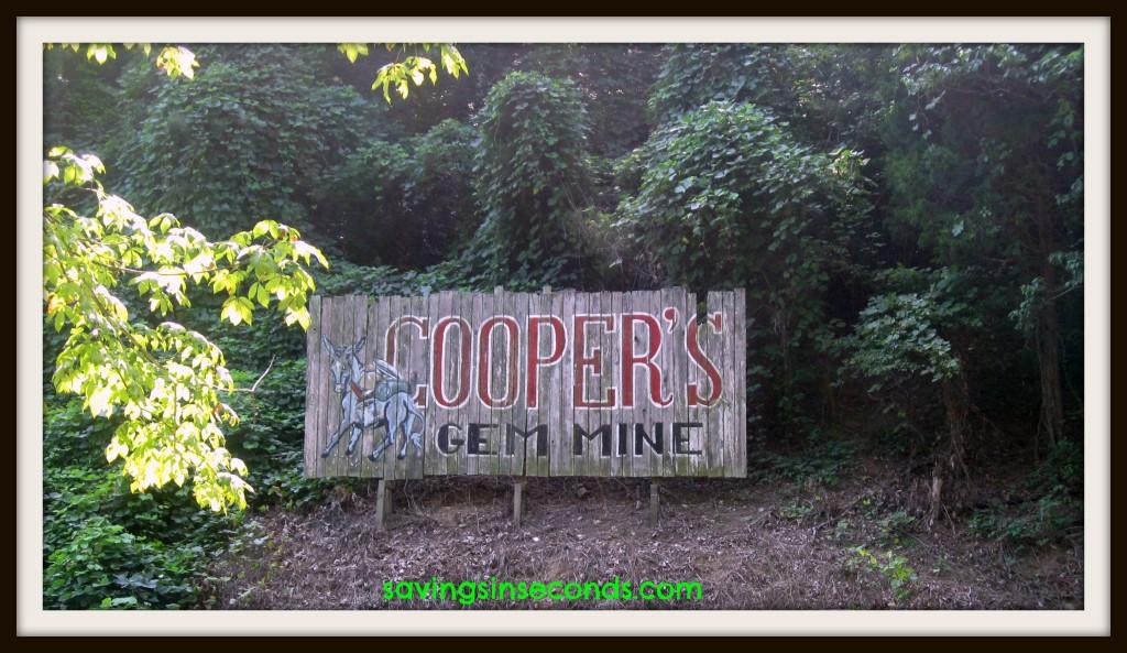 Savingsinseconds.com heads to Cooper's Mine in Blountville, TN