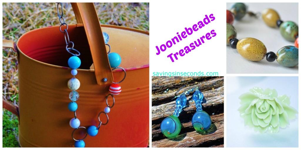 Savingsinseconds.com features Jooniebeads Treasures