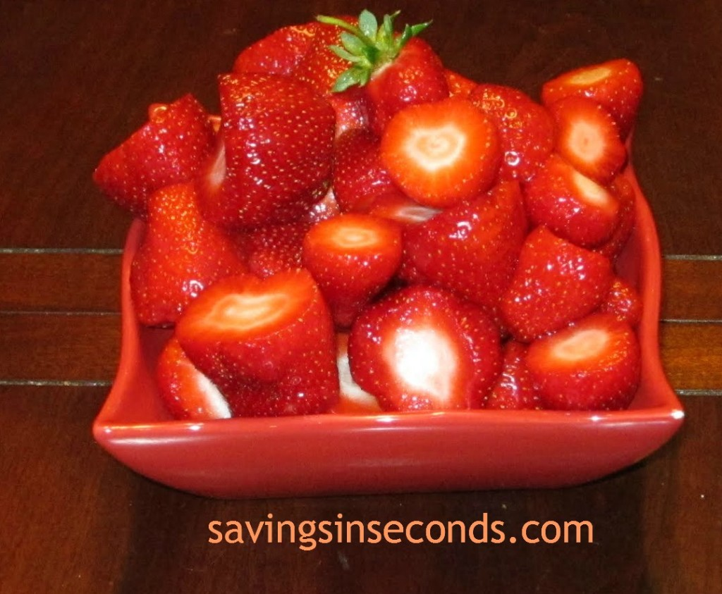 Scott's Strawberries are featured on Savingsinseconds.com