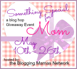 Enter the Mother's Day giveaway at Savingsinseconds.com