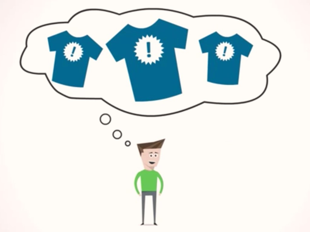 Let Teespring help you come up with great t-shirts! savingsinseconds.com