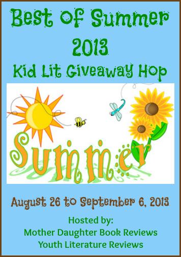 Best of Summer 2013 Kid Lit Giveaway -- enter at savingsinseconds.com