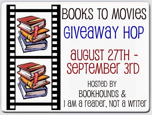 Books to movies giveaway -- enter to win The Hunger Games savingsinseconds.com