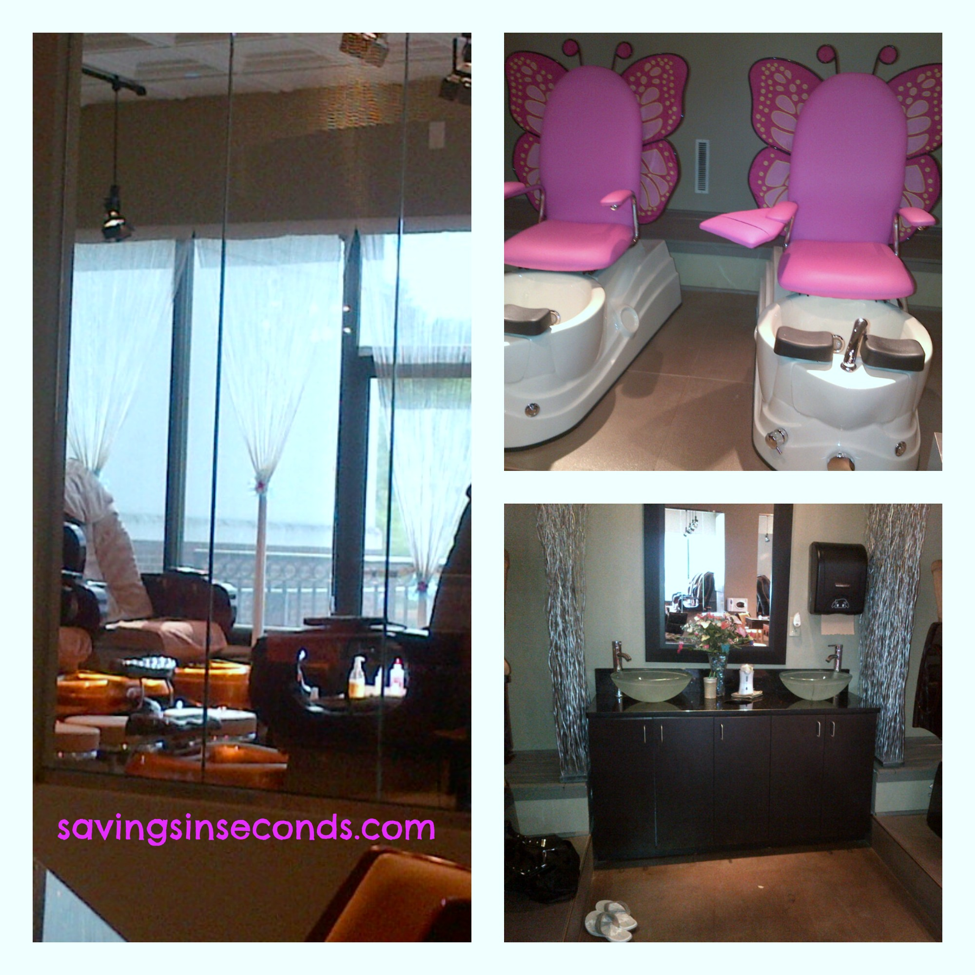 LUX Nail Spa and Salon in Kingsport - featured on savingsinseconds ...