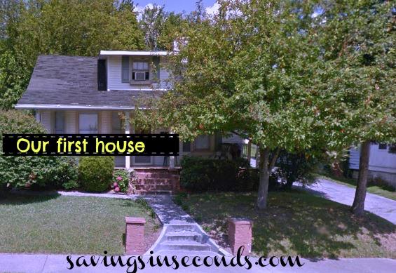 Our first house -- savingsinseconds.com