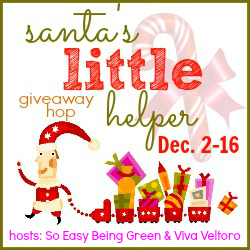 Enter the Santa's Little Helper giveaway at Savingsinseconds.com -- ends 12/16