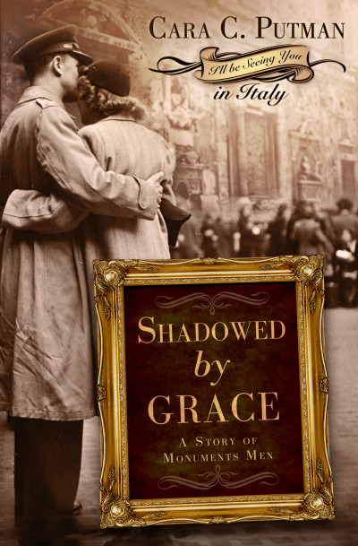Shadowed by Grace is on my bookshelf -- savingsinseconds.com