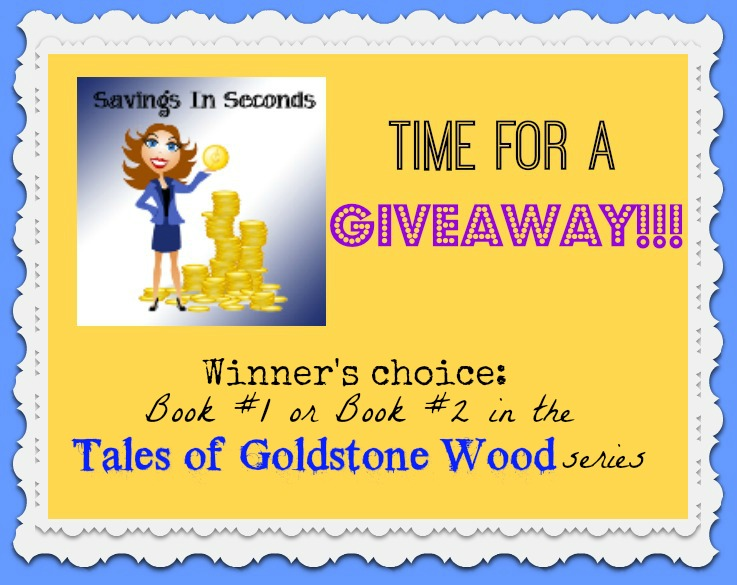 Enter to win a book from the Tales of Goldstone Wood -- savingsinseconds.com