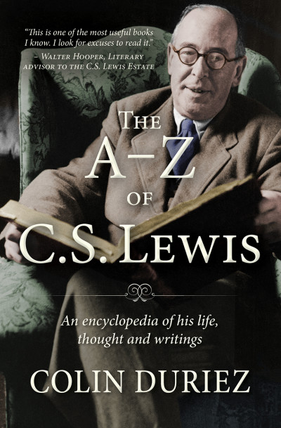 C. S. Lewis -- QUICK!! What do you think of?  savingsinseconds.com