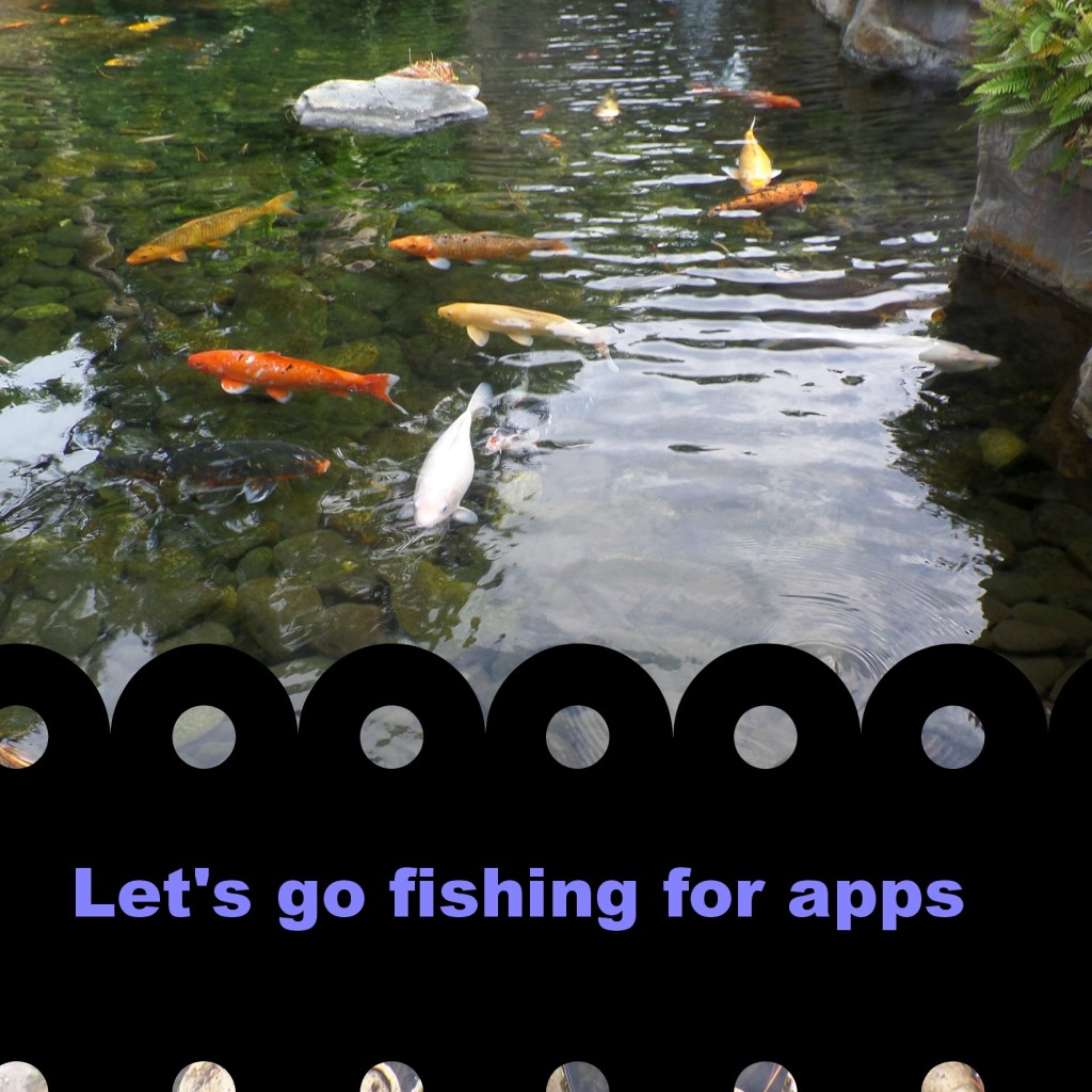 Fishing for apps - savingsinseconds.com