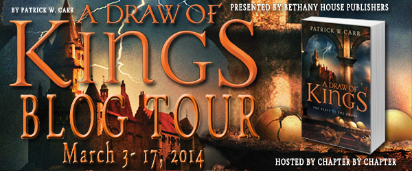 Draw of Kings is on my bookshelf. Fans of Middle Earth will love this series! savingsinseconds.com