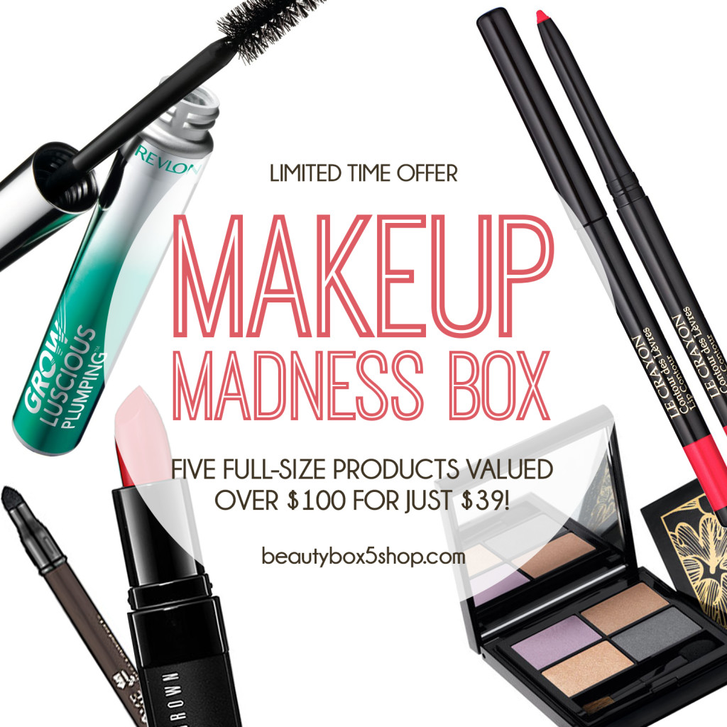 $39 for $115 in high-end beauty products. Yes, please!  savingsinseconds.com