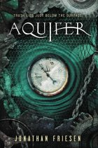 Aquifer - hot new dystopian in the young adult genre. #sponsored savingsinseconds.com