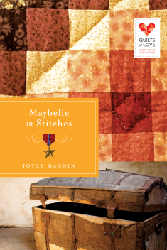Maybelle in Stitches - win a copy !