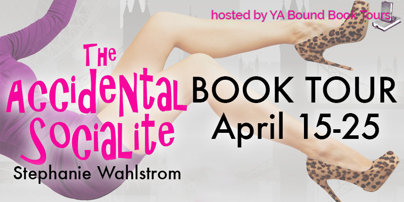 The Accidental Socialite-tour banner