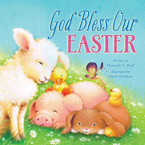 God Bless Our Easter - win a copy at savingsinseconds.com thanks to @TommyNelson - Ends 4/24