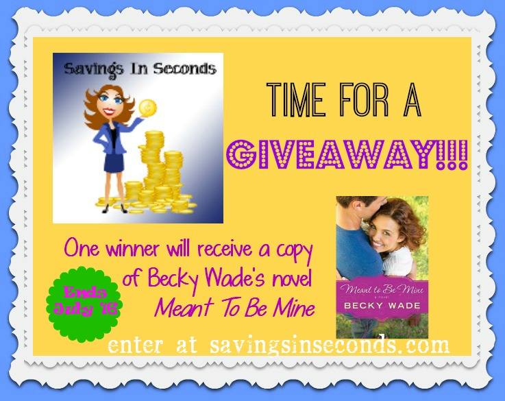 Enter the Sizzling Summer Reads giveaway at savingsinseconds.com