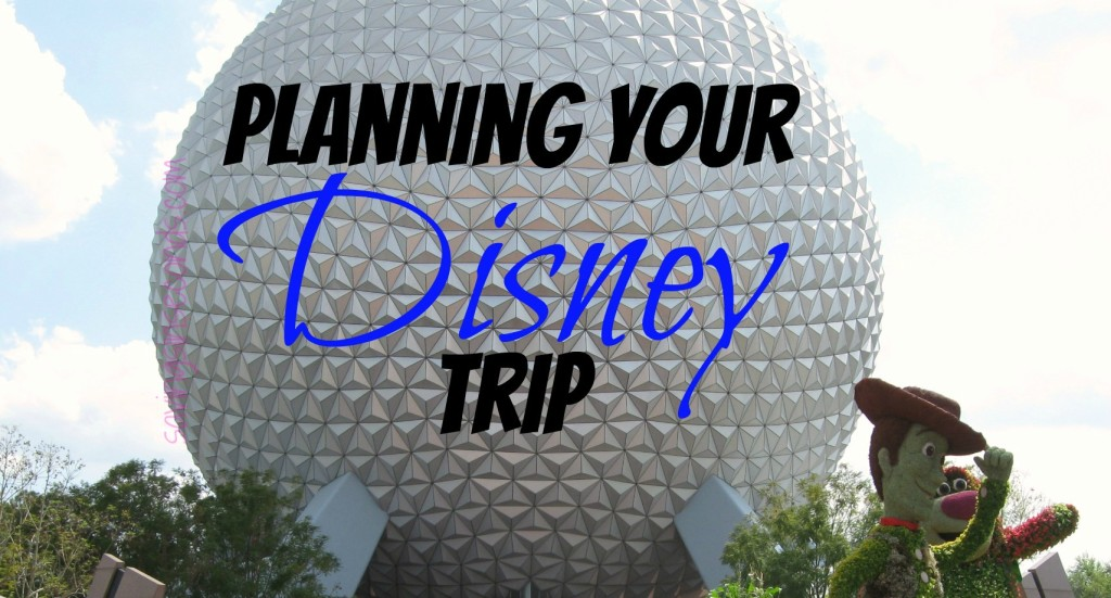 Planning your Disney trip -- start here.  savingsinseconds.com