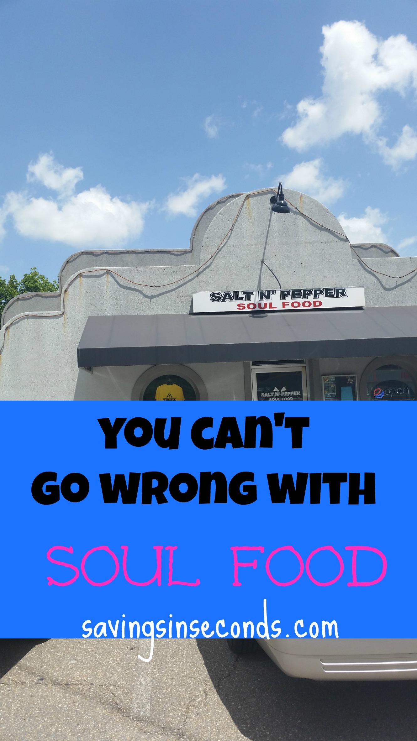 Salt N Pepper restaurant - Johnson City, TN featured on Savingsinseconds.com