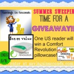 Comfort Revolution review and giveaway * Ends 8/15