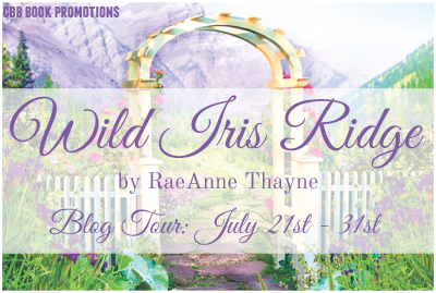 Wild Iris Ridge book tour and review at savingsinseconds.com