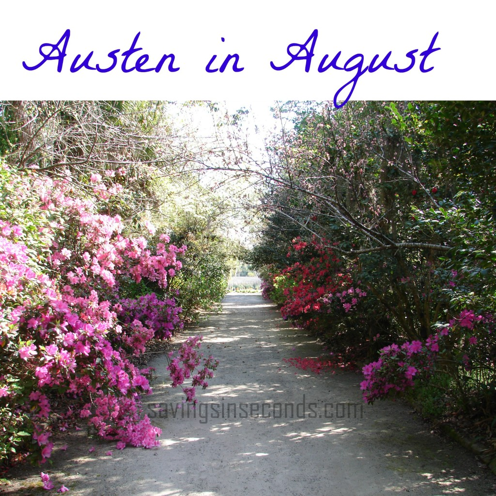 Austen in August: Enter to win a copy of Persuasion, Captain Wentworth and Cracklin' Cornbread at savingsinseconds.com