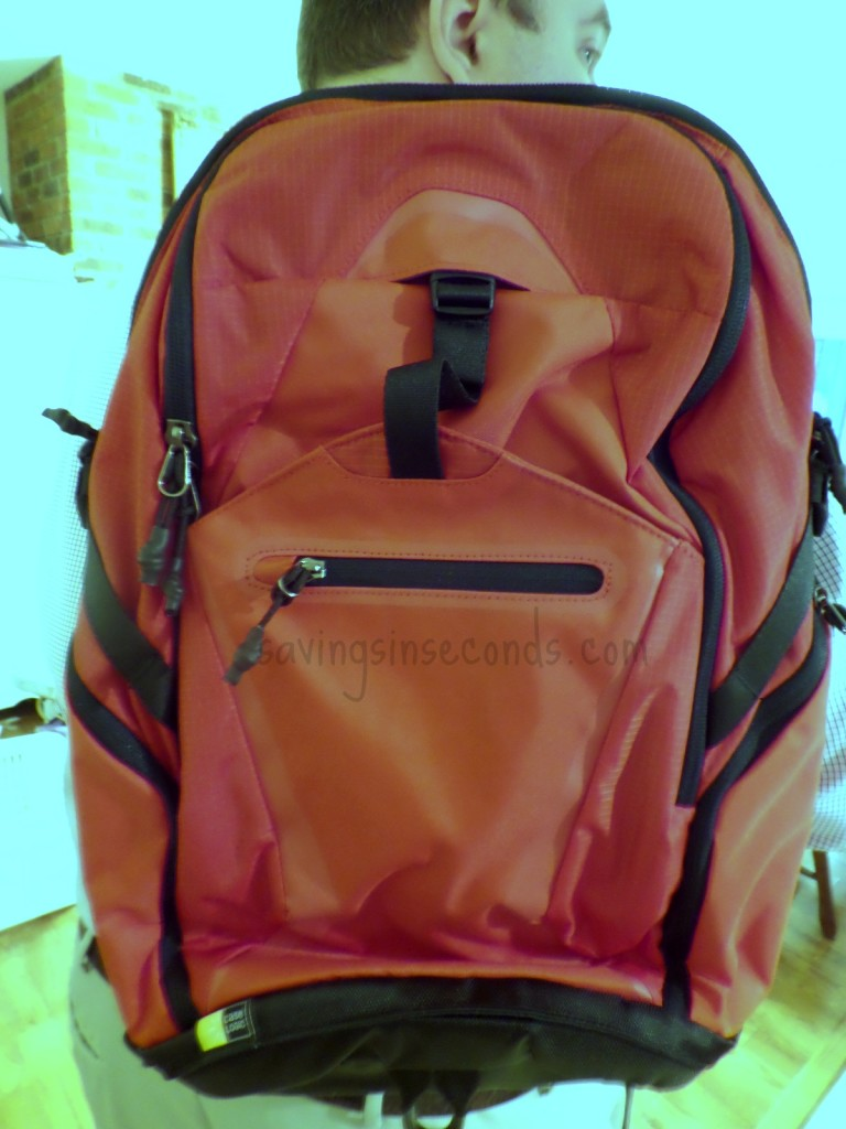 Griffith Park backpack is your ticket to carrying all your gear! savingsinseconds.com GIVEAWAY