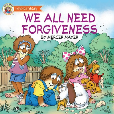 We All Need Forgiveness - a new book from @TommyNelson.  Enter the giveaway at savingsinseconds.com