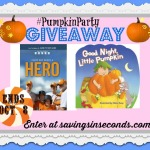 Enter the Pumpkin Party giveaway — prizes from Family Christian and Tommy Nelson