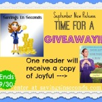 September Release Giveaway featuring Joyful