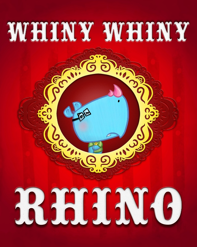 Whiny Whiny Rhino - savingsinseconds.com review