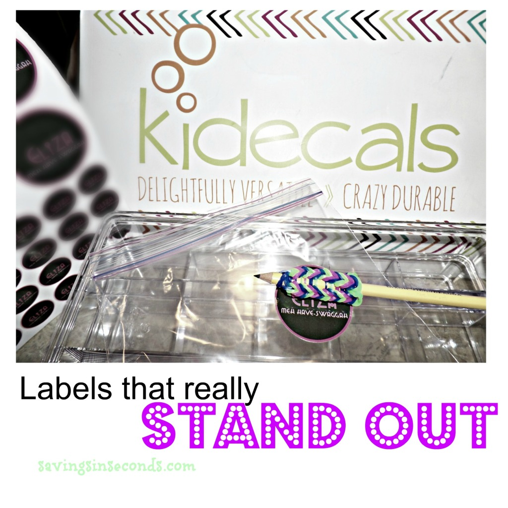 Kidecals really stand out - savingsinseconds.com