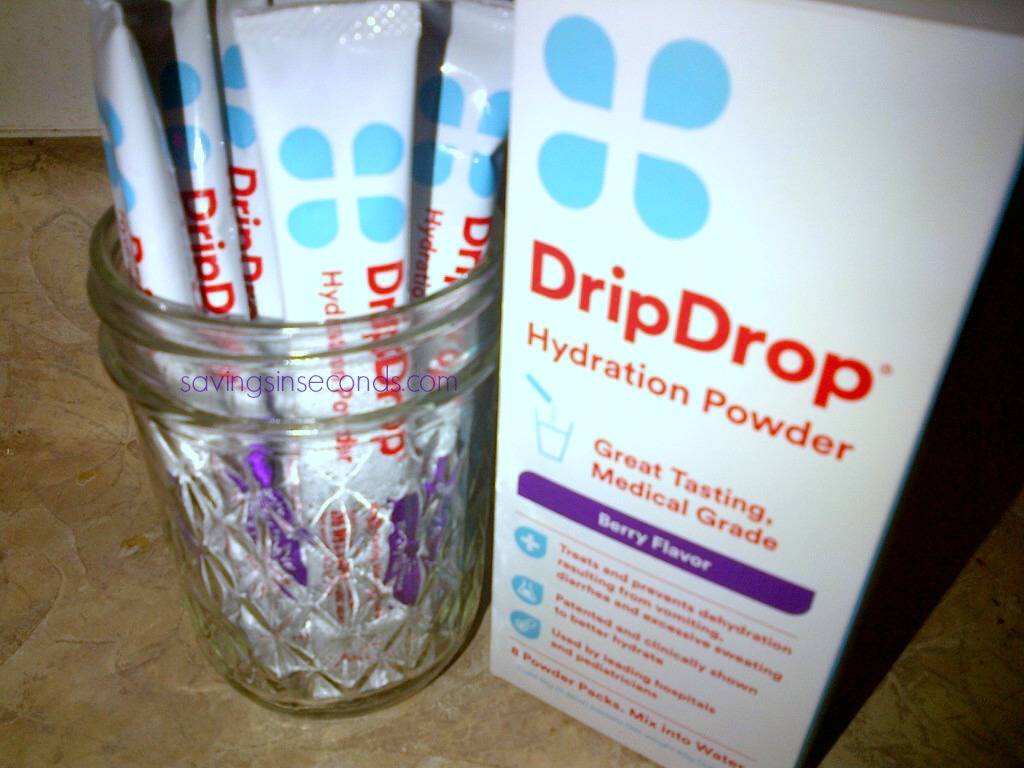 #DrinkDripDrop and change your hyrdration expectation - savingsinseconds.com #spon #ad