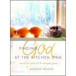 Finding God At The Kitchen Sink book review - savingsinseconds.com