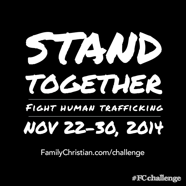 STAND TOGETHER - Fight Human Trafficking #FCEvents #FCBlogger #sponsored #ad savingsinseconds.com