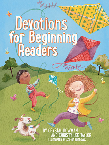 Devotions for Beginning Readers - enter to win at savingsinseconds.com