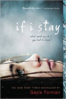 If I Stay --- win a paperback copy in the New Adult Giveaway Hop!  savingsinseconds.com