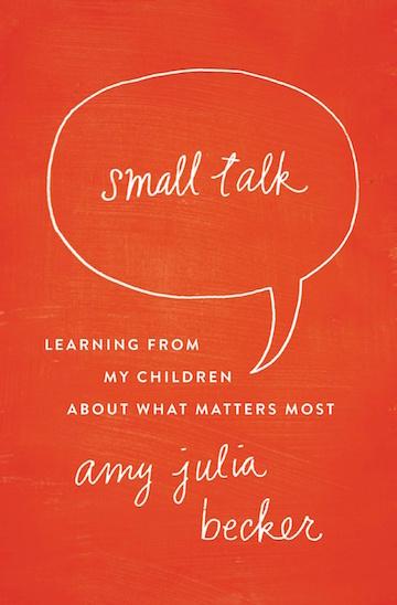 Small Talk Book Giveaway  - savingsinseconds.com