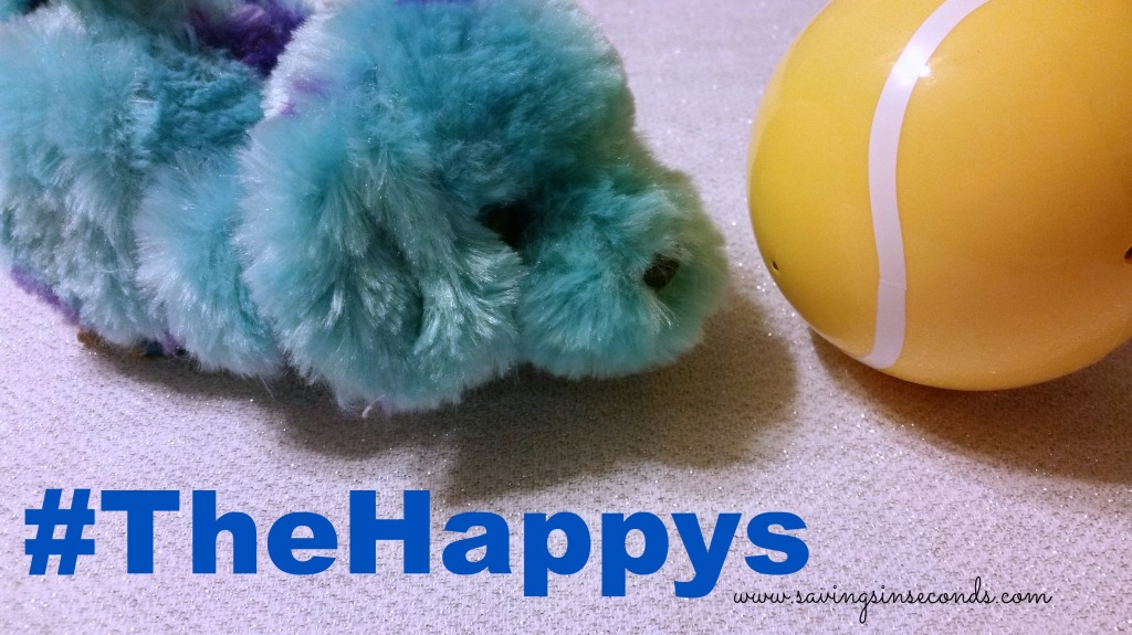 #TheHappys - featured on savingsinseconds.com