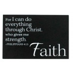 $5 Faith plaque - Family Christian #doorbusterdeals #ad savingsinseconds.com