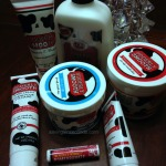 Have soft skin for the holidays with Udderly Smooth