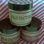 Old Factory candles review