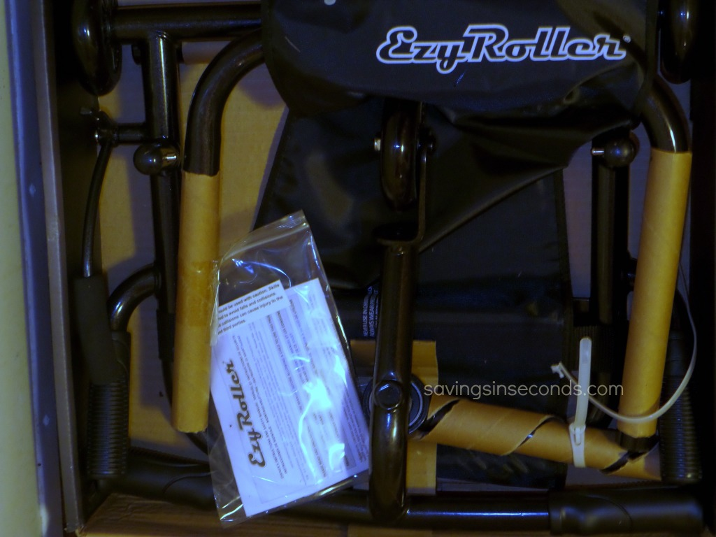 The EzyRoller is a sturdy toy! savingsinseconds.com