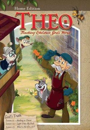 Theo DVD - Teaching God's Truth #FCevents #giveaway