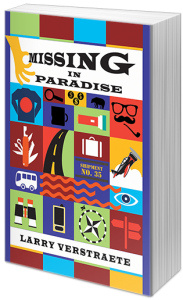 Missing in Paradise book review at savingsinseconds.com