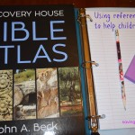 Using reference books as supplements to learning