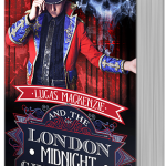 Lucas Mackenzie and the London Midnight Ghost Show – book review