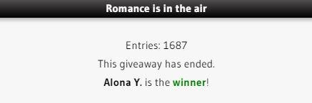 Romance winner