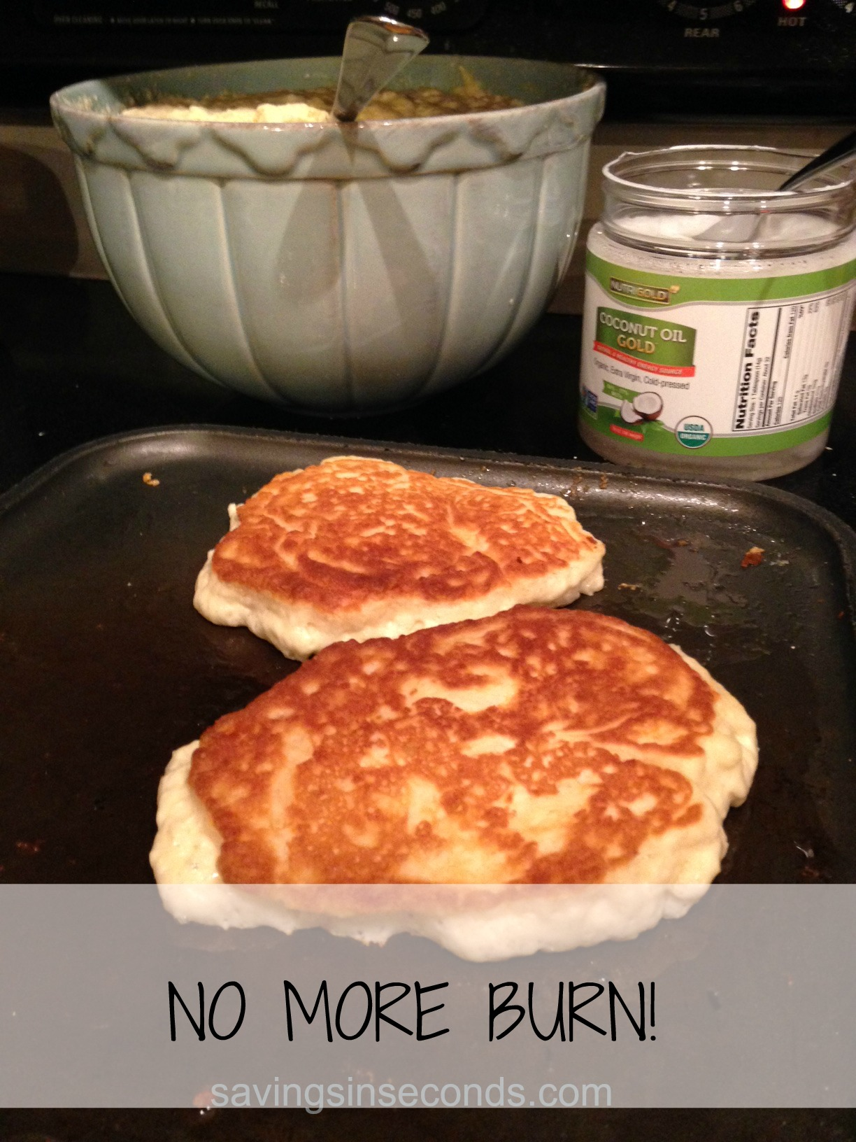 No more burned pancakes - savingsinseconds.com