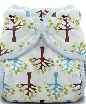 Cute blackbird cloth diaper - #giveaway at savingsinseconds.com